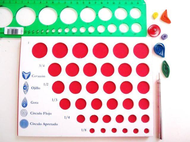 Aprende los pasos básicos para hacer papel filigrana o paper quilling.#paperquilling #papelfiligrana  http://abt.cm/1RLUah2None