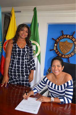 Alcaldía de Riohacha renueva su gabinete