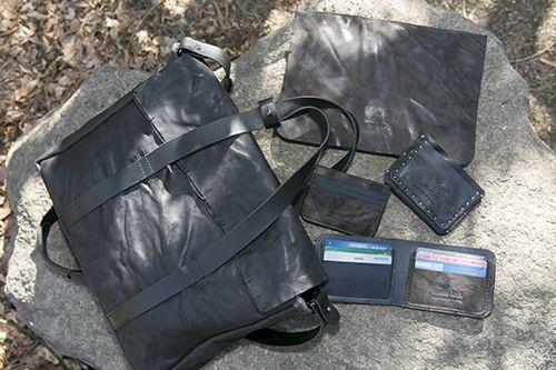 Studio LeJi Leather Craft www.studioleji.com