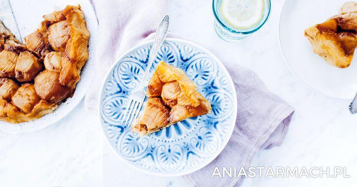 Tarta Tatin – tarta jabłkowa | Ania Starmach