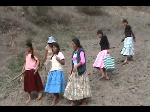Cosmovisión Andina - Videoteatros en Aymara - Sorata 2011