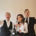 Opera Singing Waiters Unique Wedding Ideas