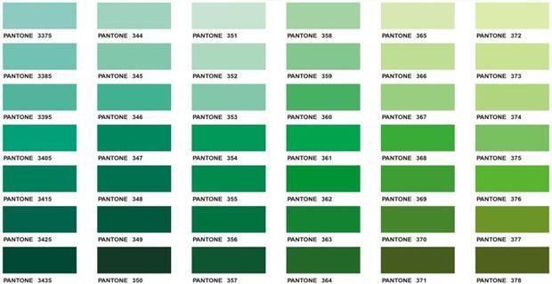 pantone verde smeraldo - Cerca con Google