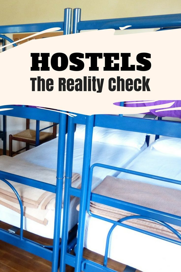 Staying in Hostels - The Reality, how is it really like? #travel #backpacking #budget