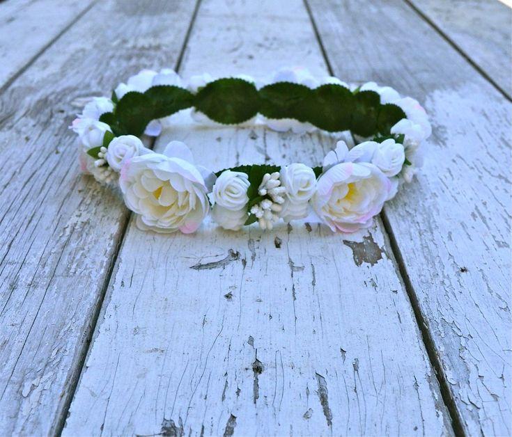 17 Best Ideas About Black Flower Crown On Pinterest: 17 Best Ideas About Flower Girl Headpiece On Pinterest