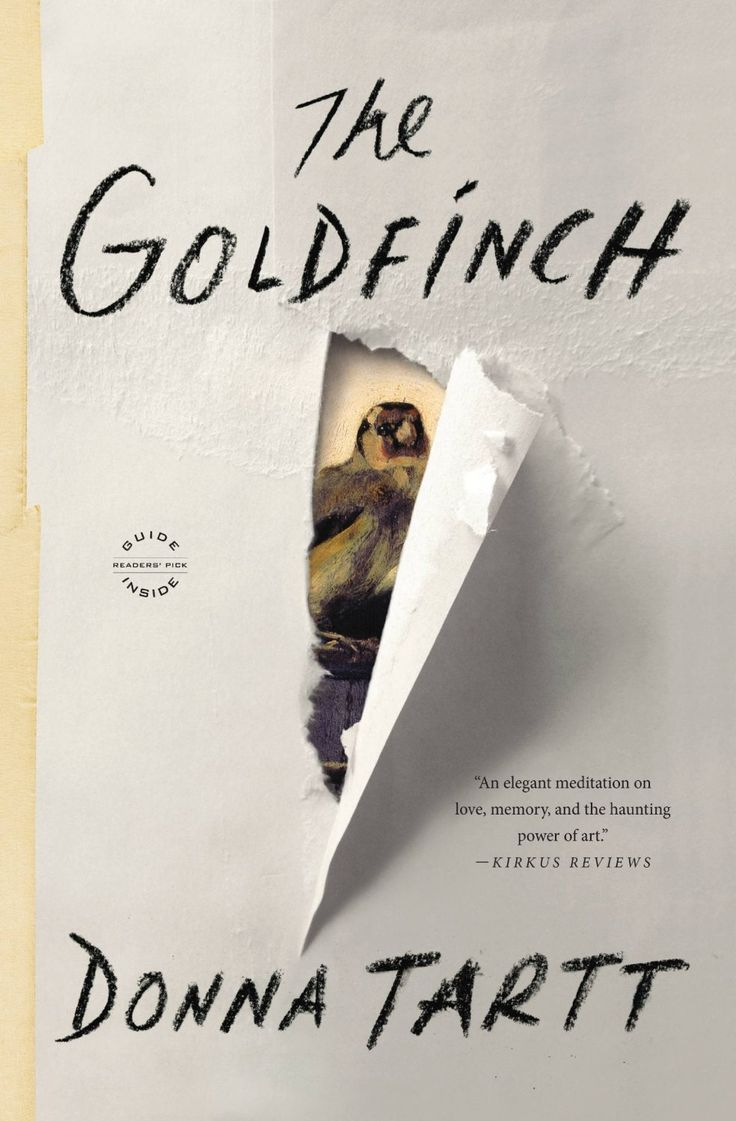 The Goldfinch Ebook: Donna Tartt This Book Is Amazing The Choices For This