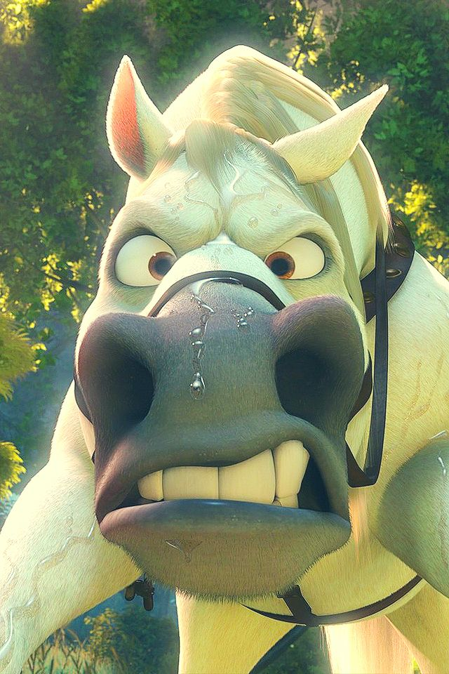 6. Fav animal: maximum! Cause he's just that awesome ;) 30 day Disney challenge.