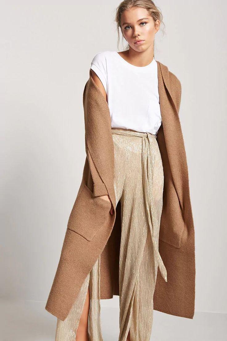 Best 25  Longline cardigan ideas on Pinterest | Oversized handbags ...