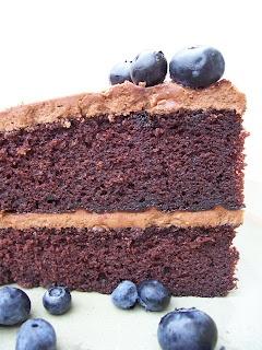 Chocolate cake made with mayonnaise uk