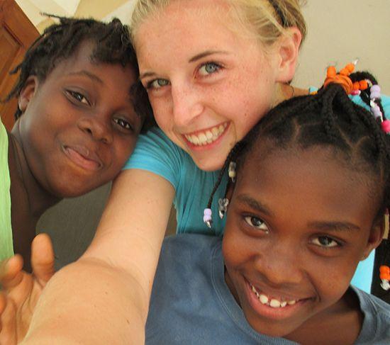 Student Trip to Haiti