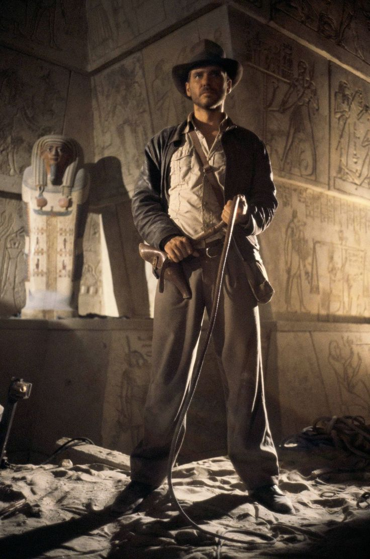indiana jones | ... Movie Quote Of The Day: Indiana Jones (Raiders of the Lost Ark 1981
