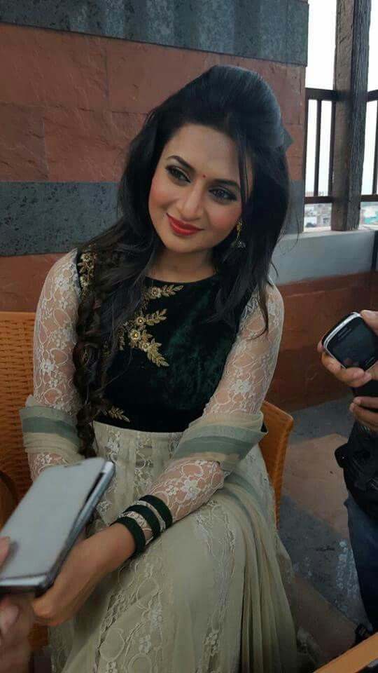 Beautiful divyanka