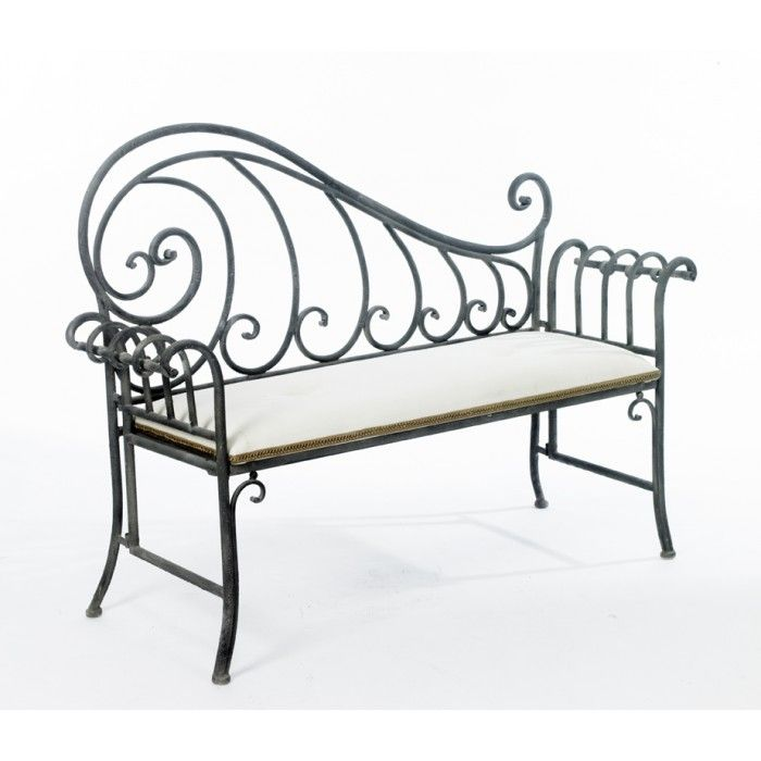 black wrought iron patio furniture. wrought iron bench black patio furniture b