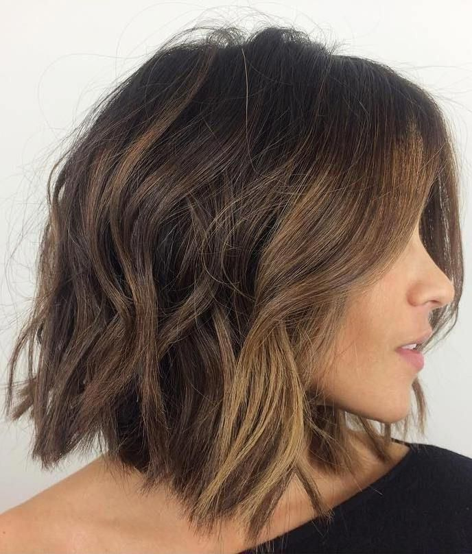 37 Short Choppy Layered Haircuts – Messy Bob Hairstyles Trends for Autumn/Winter 2019–2020, Messy Bob Hairstyles Choppy Layered Haircuts Undoubtedly