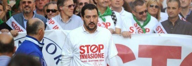 freeskipper : Salvini: Ue peggio di Mussolini, usa lo spread al ...
