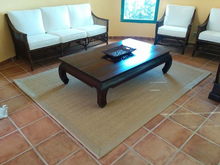 M s de 20 ideas incre bles sobre alfombra de sisal en - Alfombra rafia ...