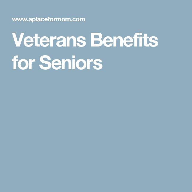 Veterans Benefits for Seniors