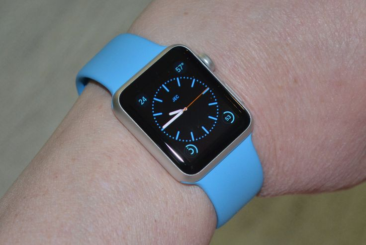 I loved the idea of the Apple Watch, and I really wanted one. But this summer we're doing some upgrades to our kitchen, and I felt I should just skip the Watch this year. Pre-order day came and w...