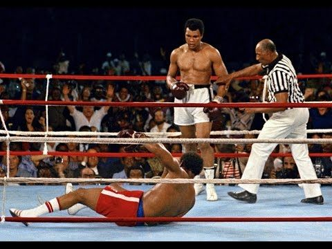 Muhammad Ali (Float like a butterfly sting like a bee) - YouTube     You Are The Greatest  Mahhamod Ali <3 !!! We Will Never Forget ...We Will Carry on the Fight For Human Rights For All ...We Shall Over Come <3 We Love You Ali <3 <3 <3 RIP <3 <3 <3