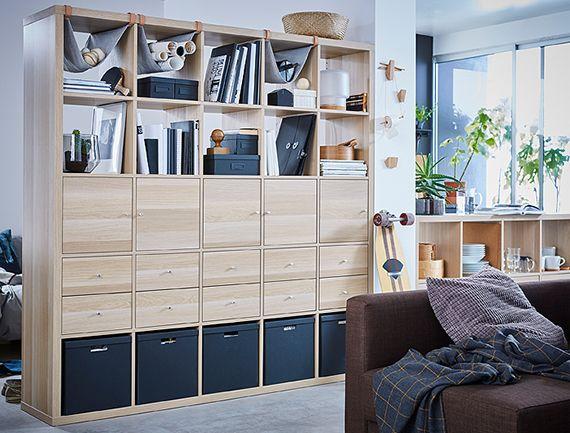 Ideas De Decoracion De Divisor De Habitacion Inteligente Para Apartamentos Estudio Apartamentos Dec Schlafzimmer Regale Raumteiler Ikea Wohnung Platzsparend