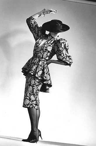 Mode van Frank Govers 1986.