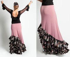 Falda baile flamenco Debla