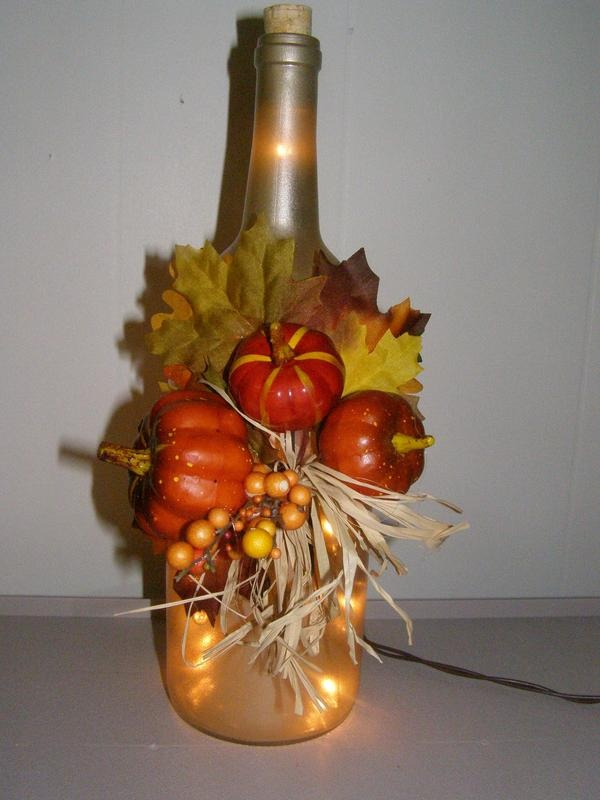 17 Best Ideas About Fall Wine Bottles On Pinterest Wine