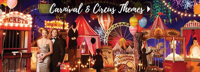 carnival and circus prom themes circus carnival prom theme ideas