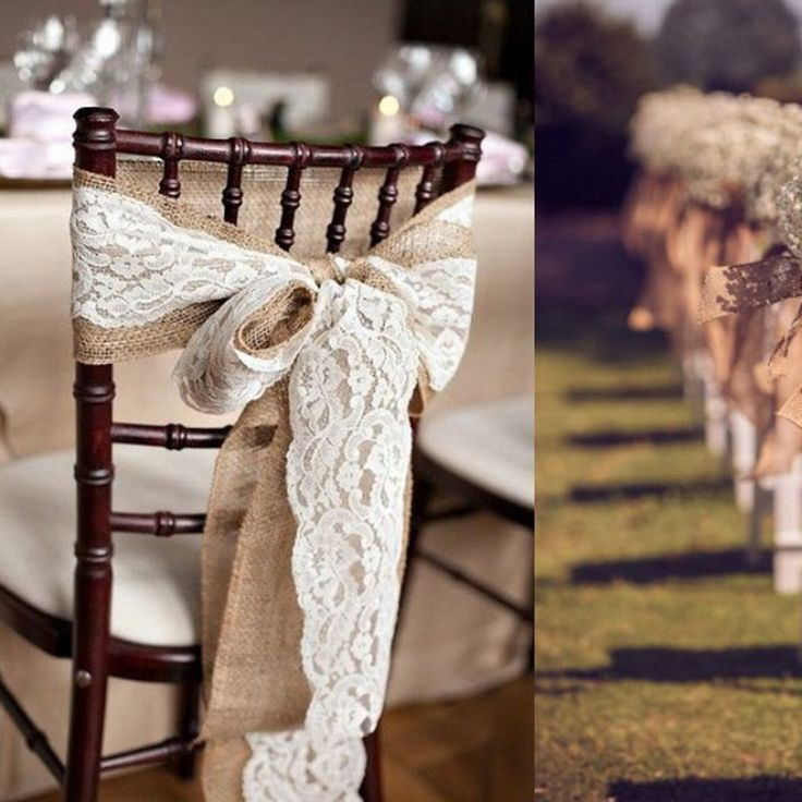 New 2M Natural White Jute Edge Burlap Hessian Tape Rustic Ribbon With Trims Vintage Wedding Decoration Party VBT54 P50