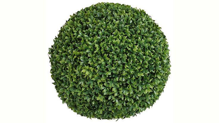 die besten 25 buchsbaumkugel ideen auf pinterest bemalte pflastersteine wei er kies und. Black Bedroom Furniture Sets. Home Design Ideas