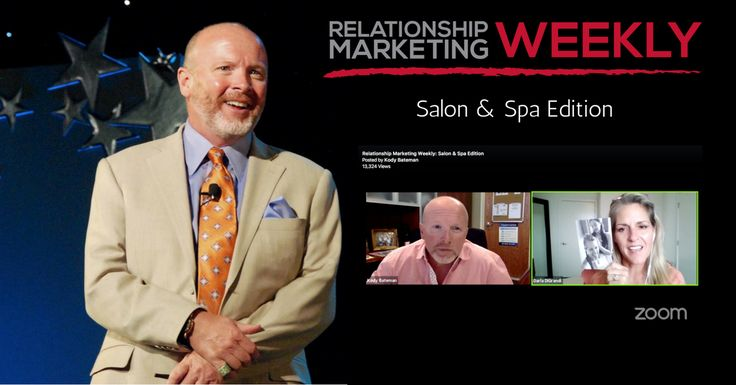 From zero employees to 49, from no clients to 16,000, from one location, to a multi-location Salon and Day Spa business generating over 3 million per year. On this week's Relationship Marketing Weekly, relationship marketing expert Kody Bateman, interviews former 19 year Salon & Spa owner explains how incorporating a relationship marketing strategy turned her …