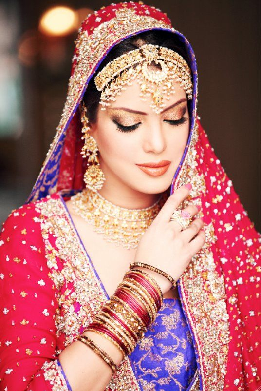 Pakistani Bridal Dresses 2012