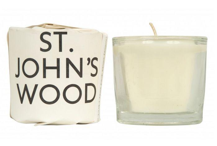 St John's Wood Candle by Tatine