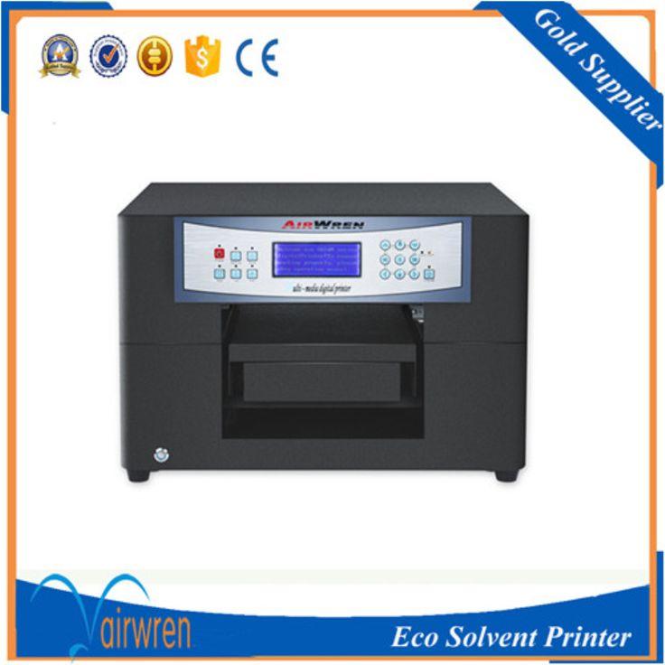 Factory wholesale price a4 digital flatbed eco solvent printer photo album printing machine  #Affiliate