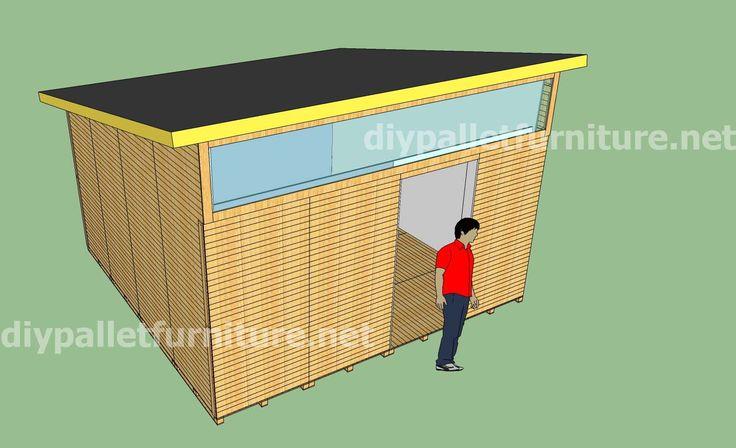 Aujourd'hui, nous vous montrons comment faire une maison avec des palettes pour être habitable , avec de nombreux plans et un guide étape par étape sur la façon de construit, en fait, le proc…