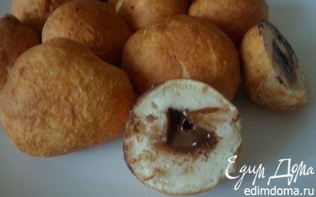 Испанские пончики (Bunuelos) | Кулинарные рецепты от «Едим дома!»