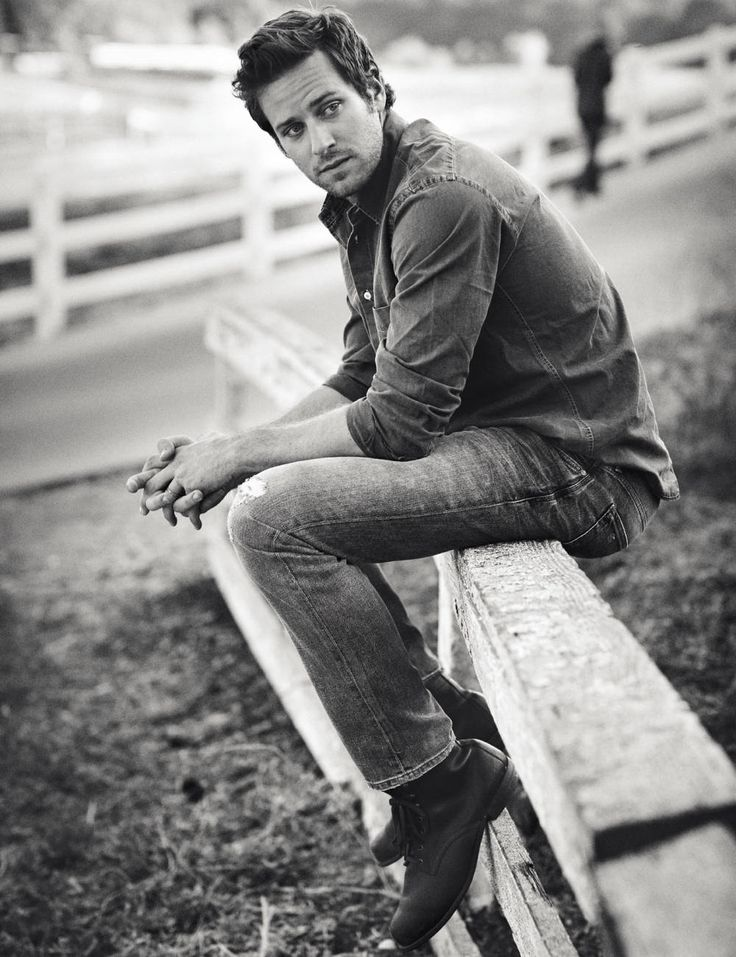 Armie Hammer Interview - Armie Hammer Quotes on Love & The Lone Ranger - Town & Country Magazine