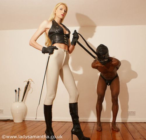 Hot dominant black man all
