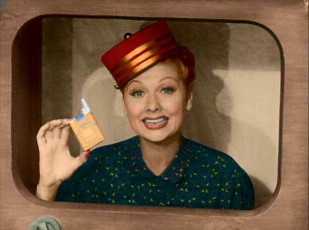 I Love Lucy Episode.