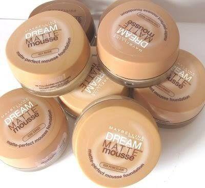 """Maybelline Dream Matte Mousse Foundation"" #makeup#instamakeup#cosmetic#cosmetics#TagsForLikes#TFLers#fashion #eyeshadow#lipstick#gloss#mascar#palettes#eyeliner#lip#lips#tar#concealer#foundation#powder#eyes#eyebrows#lashes#lash#glue#glitter#crease#primers#base#beauty#beautiful#lipstick http://ameritrustshield.com/ipost/1541347996296519644/?code=BVj99YSg5_c"
