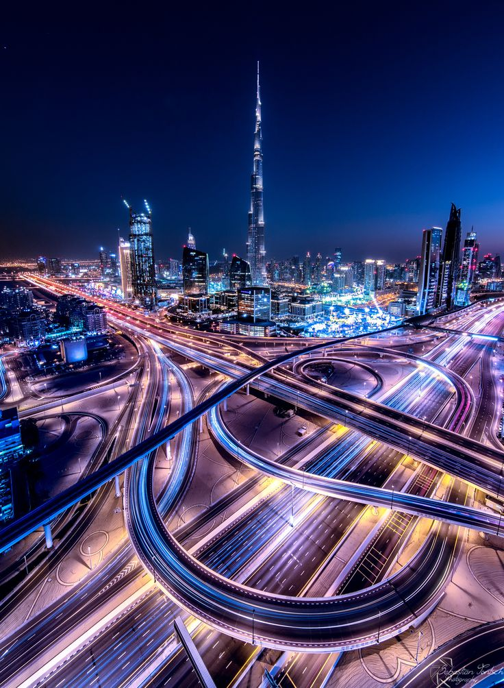 Nice » Dubai, City of The Future