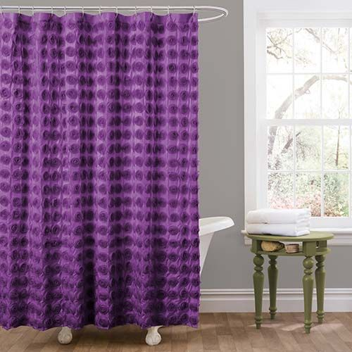 yellow and purple shower curtain. Emma Purple Shower Curtain Best 25  shower curtains ideas on Pinterest home