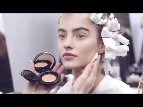 Makeup at the Dior Spring-Summer 2017 Haute Couture show