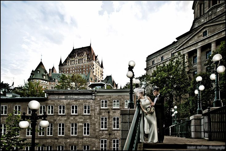 Best wedding photographers in Quebec city