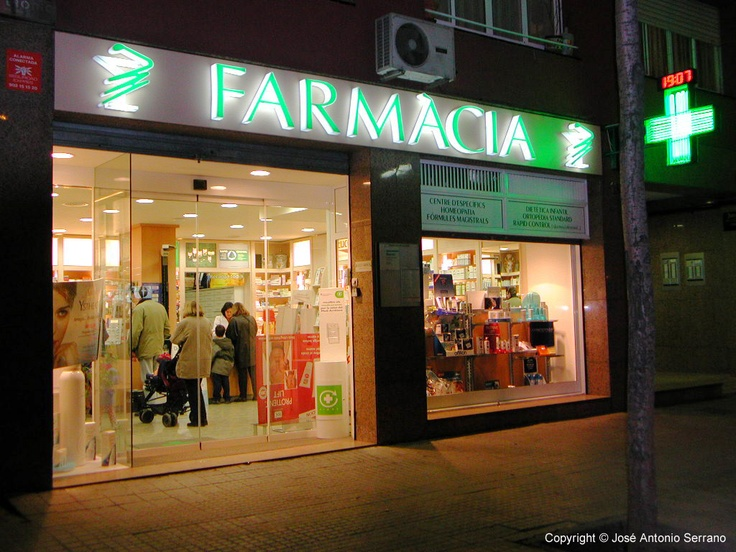 Farmacia Mª Cusco
