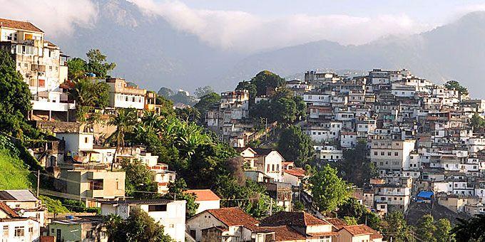 Παλάτια και παράγκες: Ένας πλανήτης… άνισος Ρίο, Βραζιλία