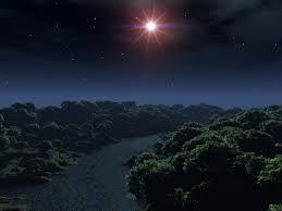 Night Time Wishing Star