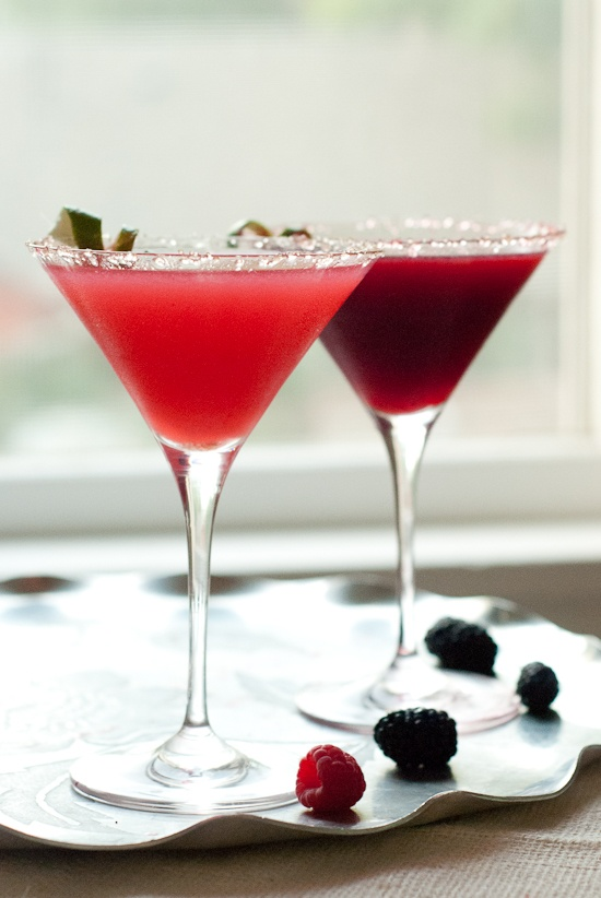 raspberry daiquiri...