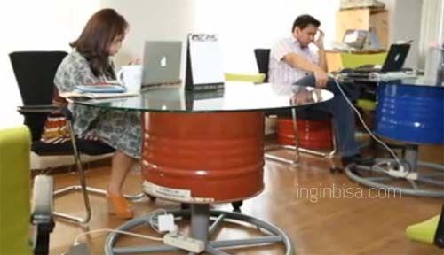 Barang Bekas Yang Bisa Dibuat Menjadi Furniture