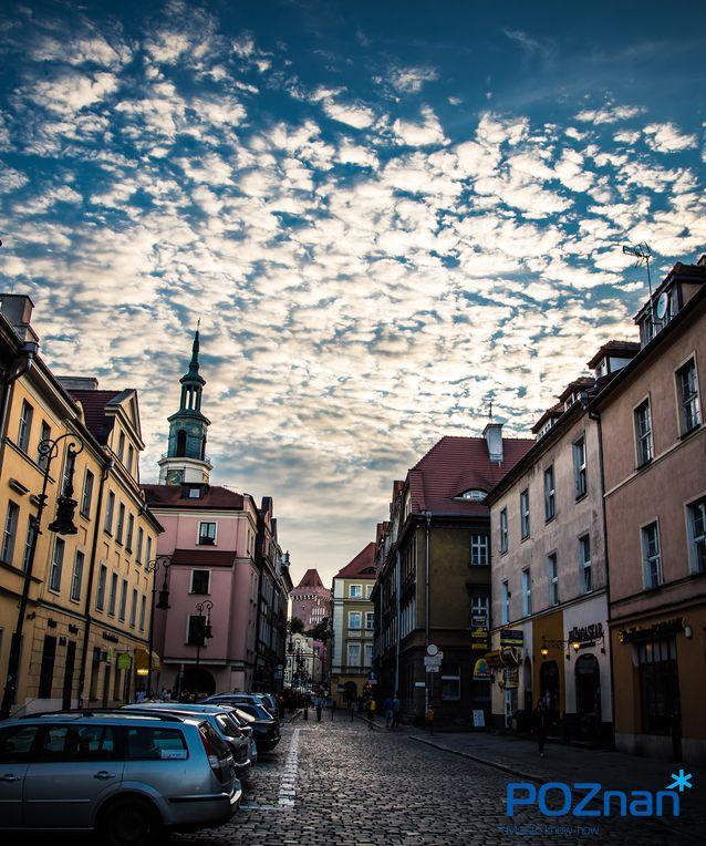 Poznan Poland, ul. Wielka [fot. W. Guzikowski]